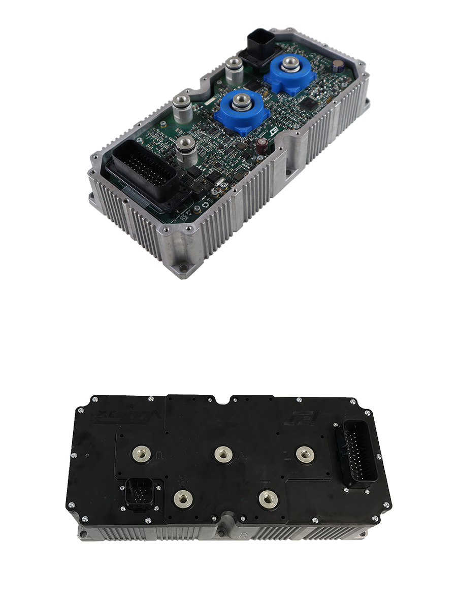 VoltMaxX™ HV PATENTED Controller, VCU and DC/DC Image